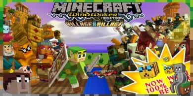 [Resource pack] Wind Waker Edition [1.12 – 1.15]