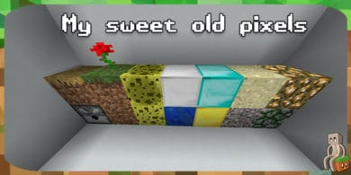 [Resource Pack] My Sweet Old Pixels [1.14]