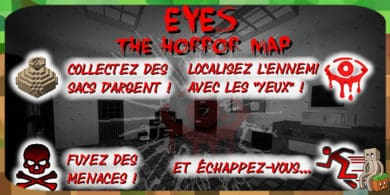 Photo of [Map] Eyes the horror map [1.12.2]