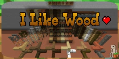[Mod] I Like Wood [1.14.4 – 1.15.2]