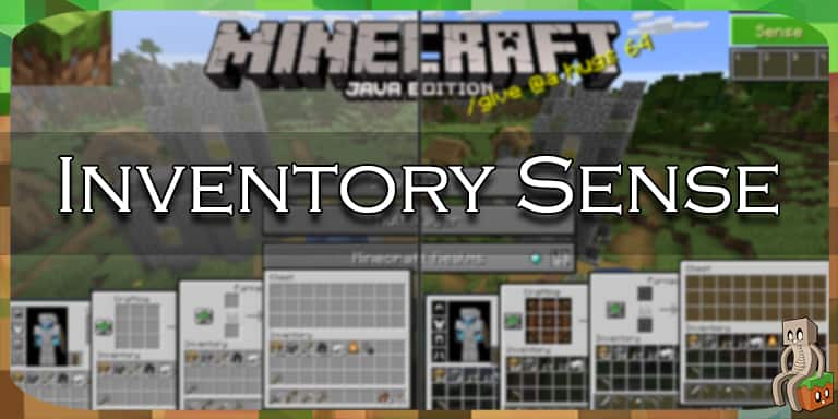Resource Pack : InventorySense UI