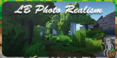 Photo of [Resource pack] LB Photo Realism Reload [1.8 – 1.16]