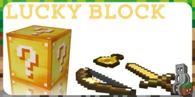 Photo of [Mod] Lucky Block [1.7.10 – 1.16.1]
