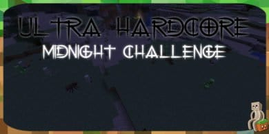 Photo of [Map] Ultra Hardcore Midnight Challenge [1.14]