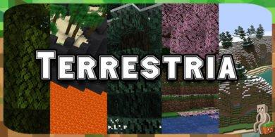 Photo of [Mod] Terrestria [1.14.4 – 1.16.1]