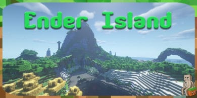 Photo of [Map] Ender Island [1.14+]