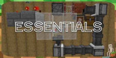 Photo of [Mod] Essentials [1.12.2 – 1.16.1]