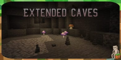 [Mod] Extended Caves [1.14.4]
