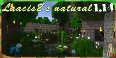 Photo of [Resource Pack] Laacis2's natural [1.8 – 1.14]