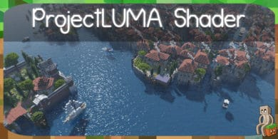Photo of ProjectLUMA Shader