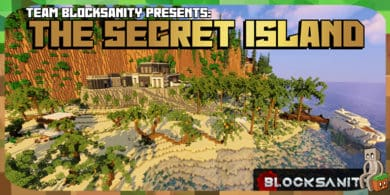 Photo of [Map] The Secret island [1.13.2]
