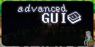 Photo of [Resource Pack] Advanced GUI [1.13 – 1.15]