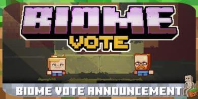Vote Biome 2019