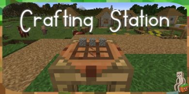 Photo of [Mod] Crafting Station [1.12.2 – 1.16.3]