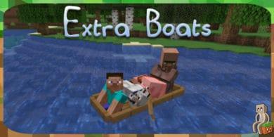 Photo of [Mod] Extra Boats [1.14.4 – 1.15.2]