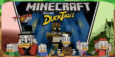 """Photo of Mash-Up """"DuckTales Adventure Map"""" disponible sur le MarketPlace !"""
