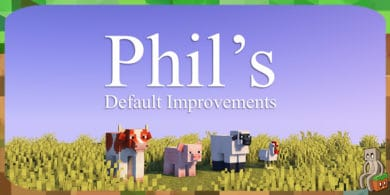 Photo of [Resource Pack] Phil's Default Improvements [1.14]