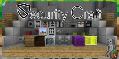 Photo of [Mod] SecurityCraft [1.7.10 – 1.15.1]