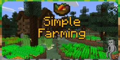Photo of [Mod] Simple Farming [1.14.4 – 1.15.1]