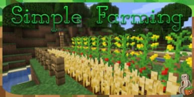 Photo of [Mod] Simple Farming [1.14.4]