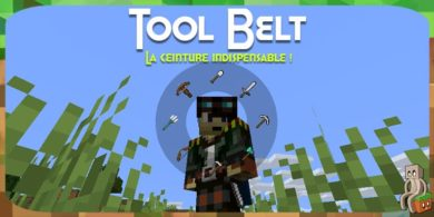 Photo of [Mod] Tool Belt [1.10.2 – 1.14.4]