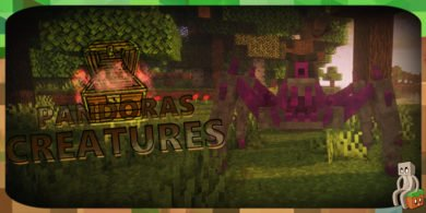 Photo of [Mod] Pandoras Creatures [1.14.4]