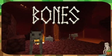 Photo of [Mod] Bones [1.14.4]