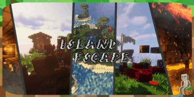 Photo of [Map] Island Escape [1.14.4]