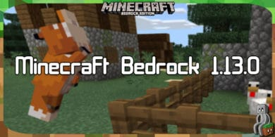 Photo of La version 1.13.0 de Minecraft Bedrock disponible
