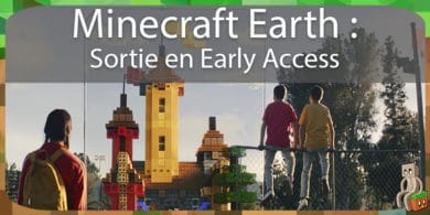 Photo of Minecraft Earth : Sortie en Early Access