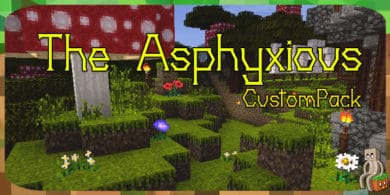 Photo of [Resource Pack] The Asphyxious Custom Pack [1.16]