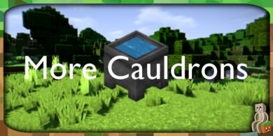 Photo of [Mod] More Cauldrons [1.12.2]