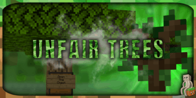 Photo of [Map] Unfair Trees [1.14.4]