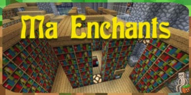 Photo of [Mod] Ma Enchants [1.14.4]