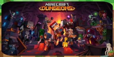 Photo of Minecraft Dungeons sortira en Avril 2020 !