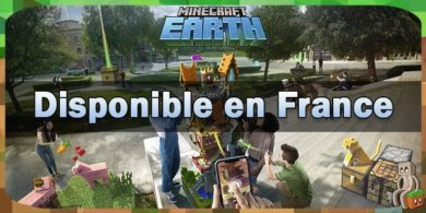 Photo of Minecraft Earth : Sortie de l'Early Access en France !