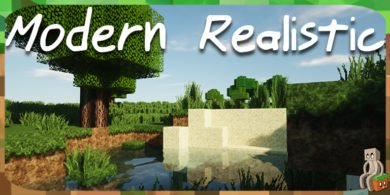 [Resource Pack] Modern Realistic [1.14]