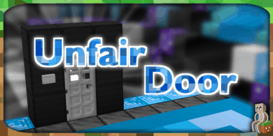 Photo of [Map] Unfair Door [1.14.4]