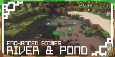 Photo of [Resource Pack] Enhanced Biomes [1.14]