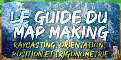 Photo of [Tutoriel] Guide Mapmaking: Bonus #2 – Raycasting, orientation, position et … trigonométrie !