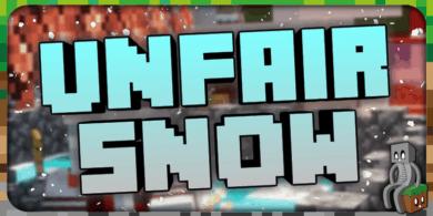 Photo of [Map] Unfair Snow [1.14.4]