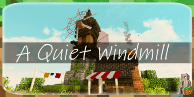 Photo of [Map] A Quiet Windmill [1.14]