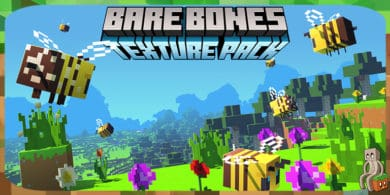 Photo of [Resource Pack] Bare Bones [1.8 – 1.15]