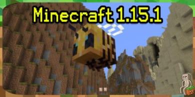 Photo of Minecraft 1.15.1 est disponible !