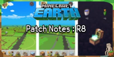 Photo of Minecraft Earth : Patch Notes R8
