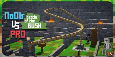 Photo of [Map] Noob VS Pro – Battle of the bush [1.15.1]