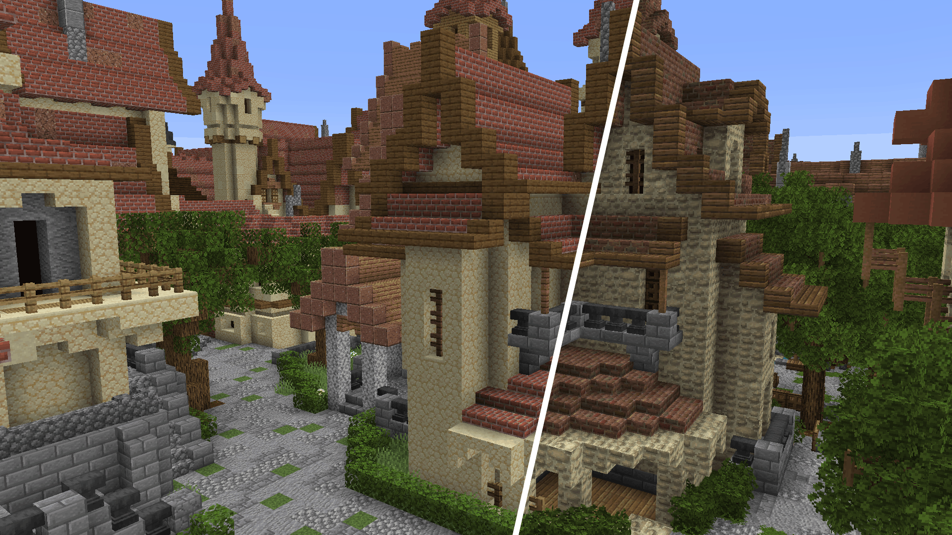 Resource Pack : Stay True 1.14 - 1.15 - Minecraft-France