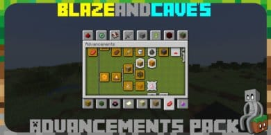 Photo of [Datapack] BlazeandCave's Advancements Pack [1.12 – 1.15]