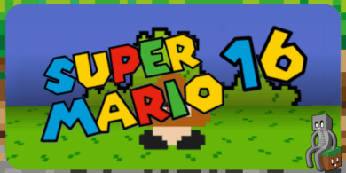 Photo of [Map] Super Mario 16 [1.15.1]