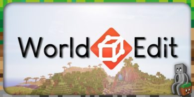 Photo of [Mod] World Edit [1.7.10 – 1.16.1]